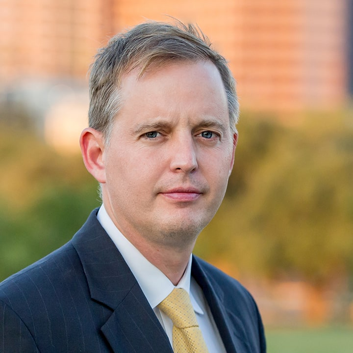 Justin E. Dunlap, Texas Nursing Home Abuse Attorney